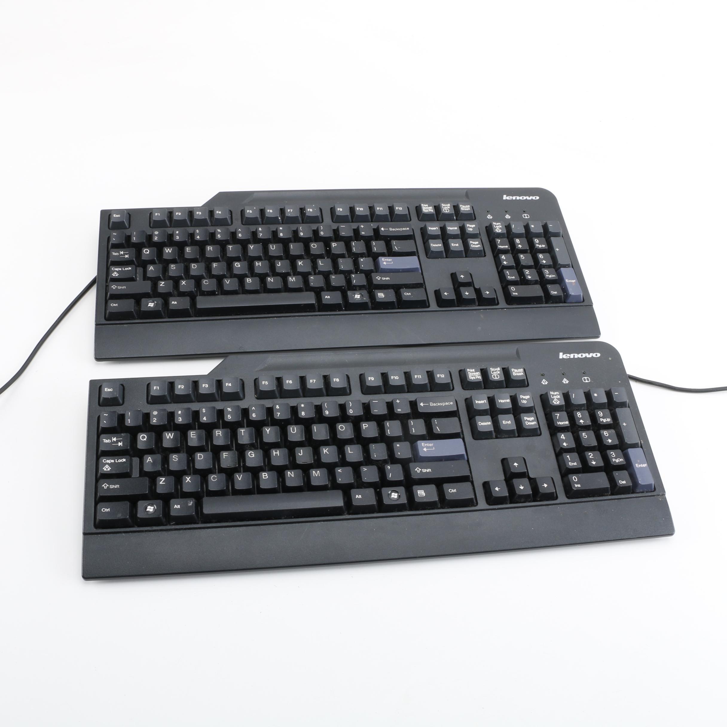 Lenovo Keyboards