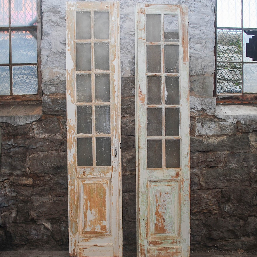 Vintage French Doors ... - Vintage French Doors : EBTH