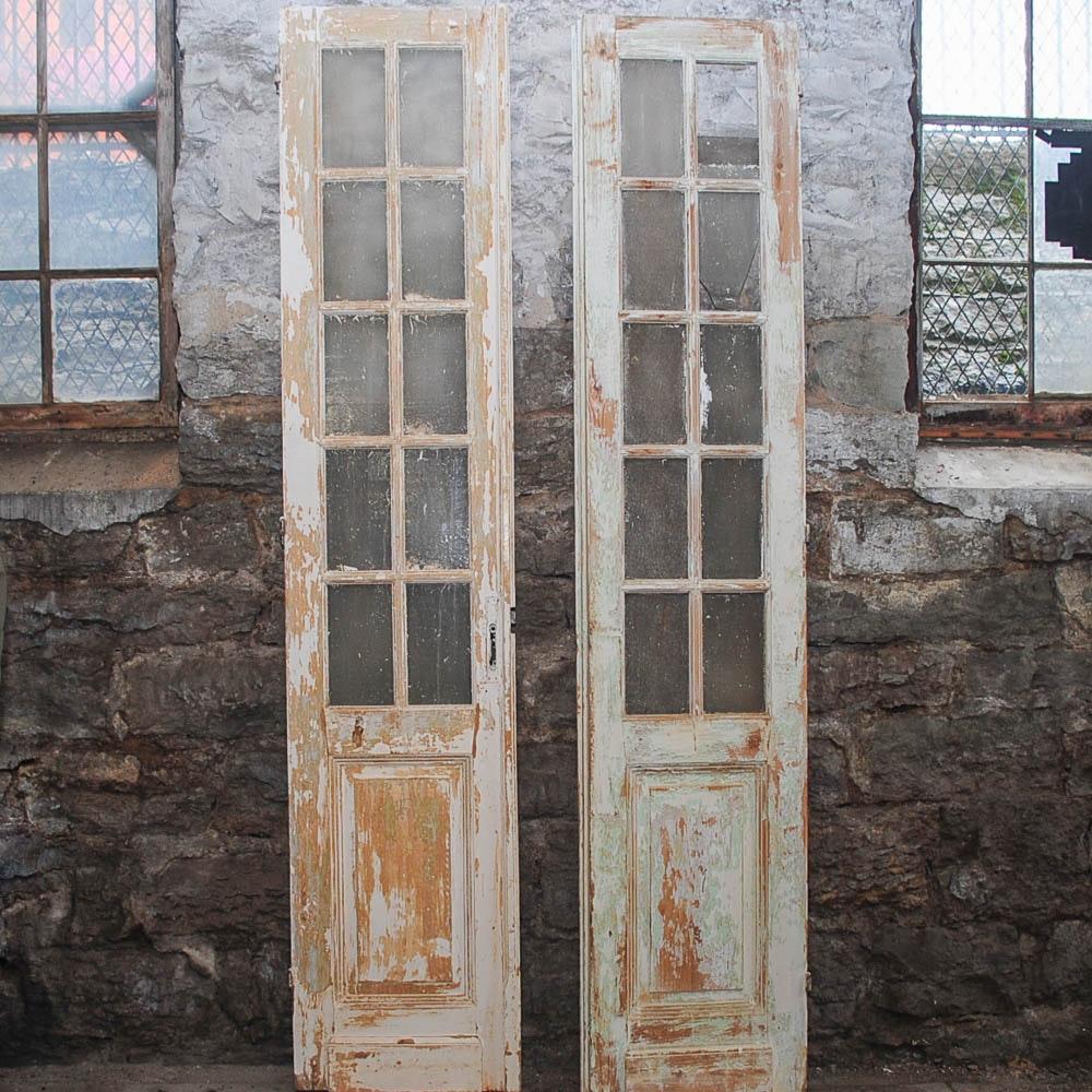 Vintage French Doors; 1x1 ...