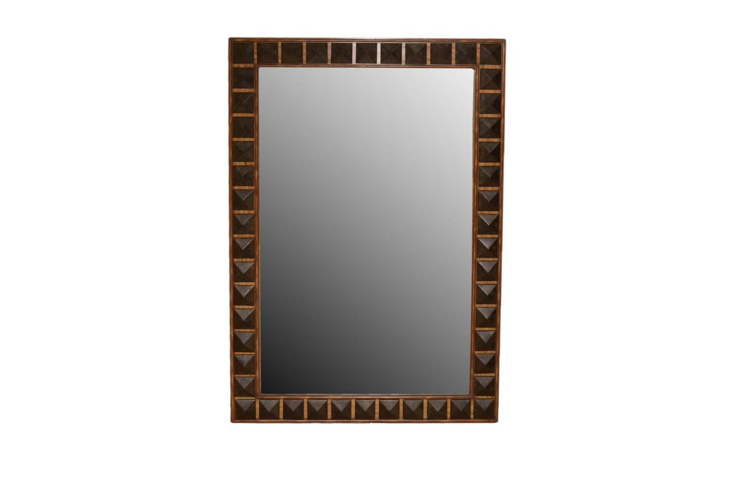 La Barge Large Framed Wall Mirror