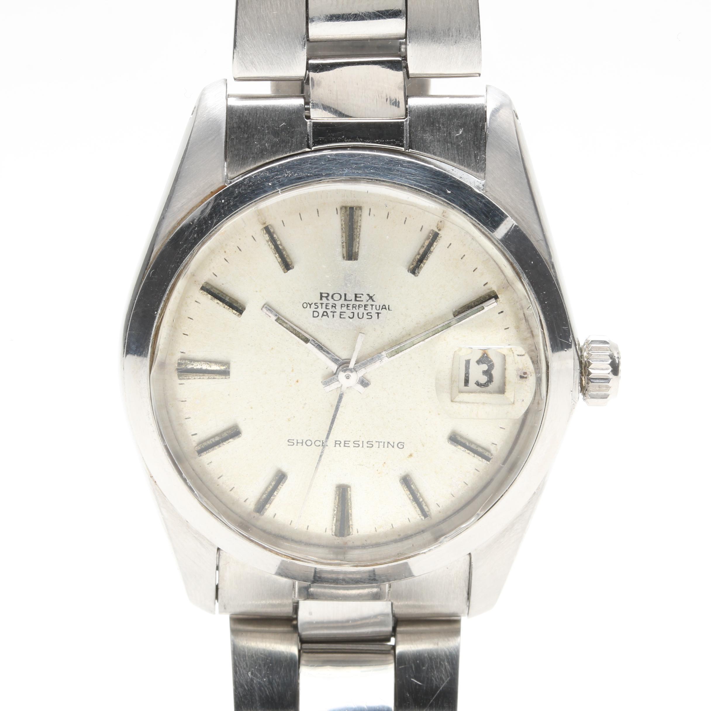 Vintage Rolex Tudor Wristwatch