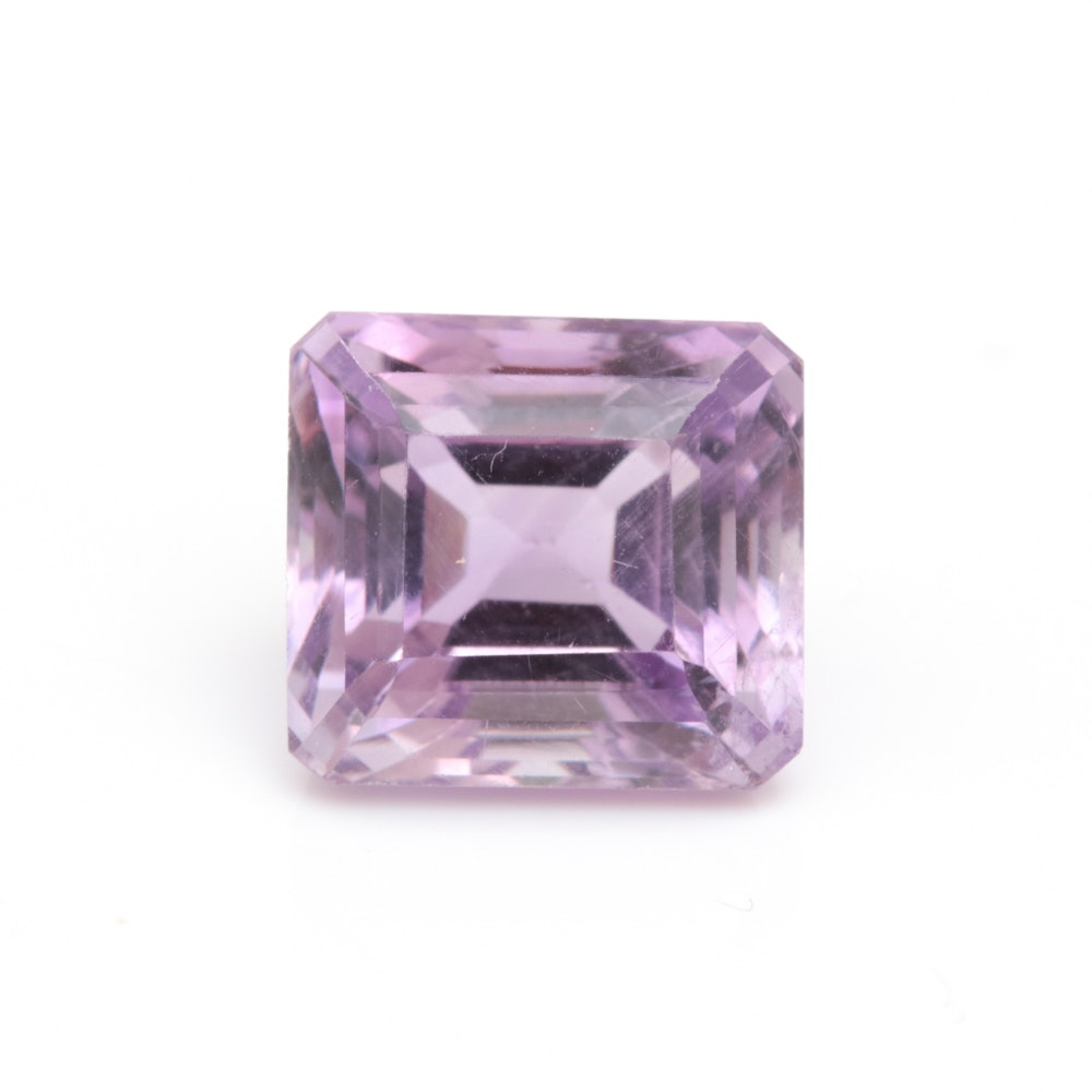 Loose 4.50 CT Amethyst Gemstone