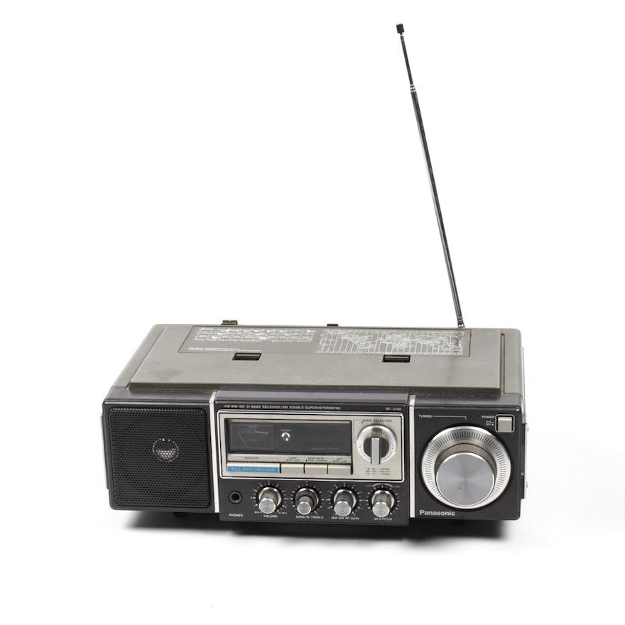 Panasonic RF-3100 Shortwave Radio