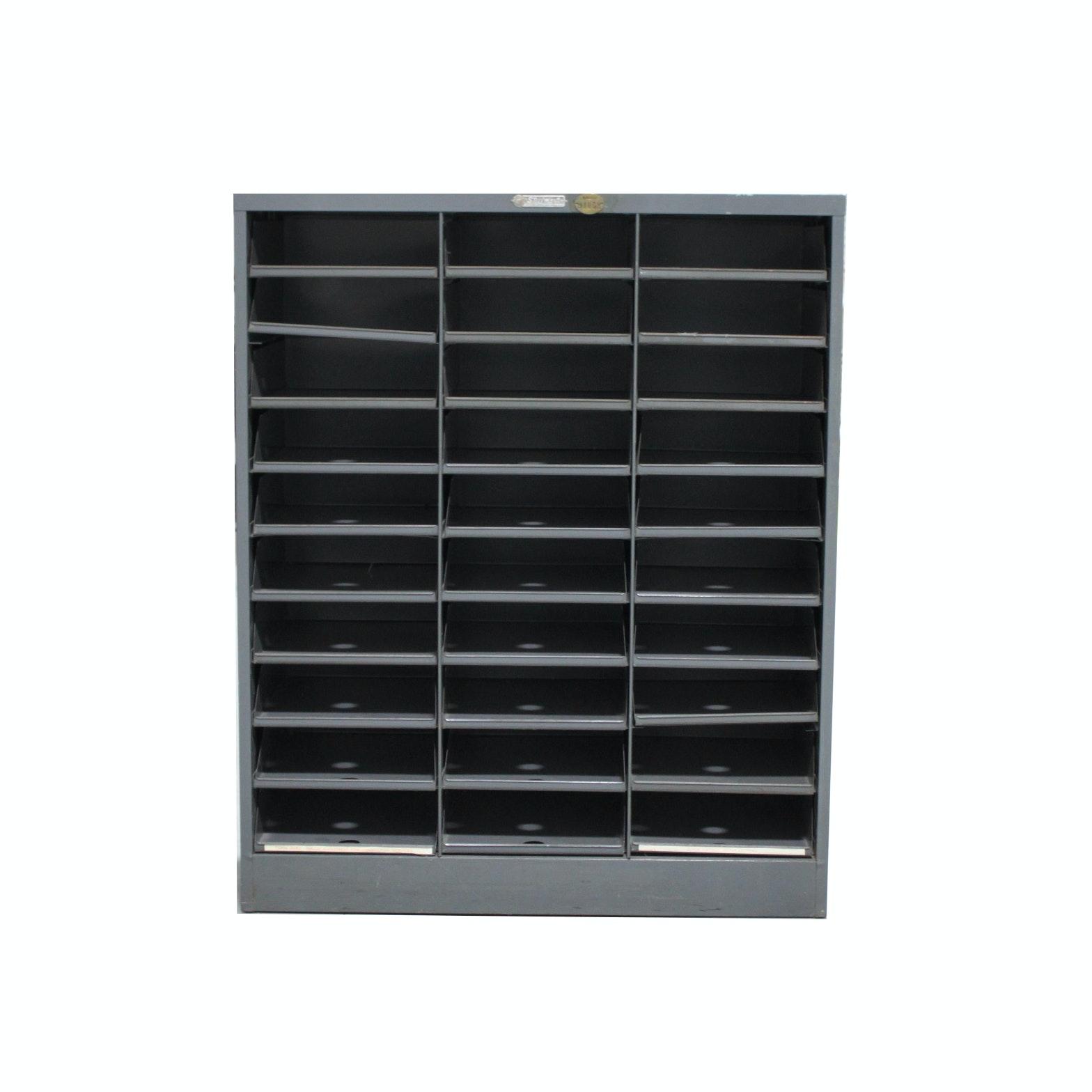 Steelmaster Sorting Distribution Cabinet