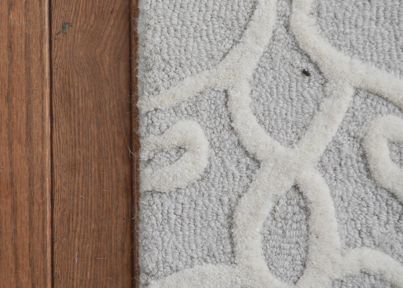 Hand Crafted Indian Wool Area Rug By Artisan De Luxe Ebth