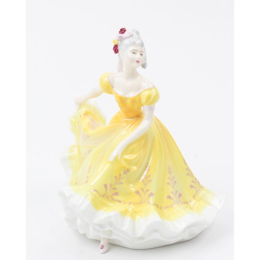 1979 Michael Doulton Signed Royal Doulton Porcelain Figurine ...