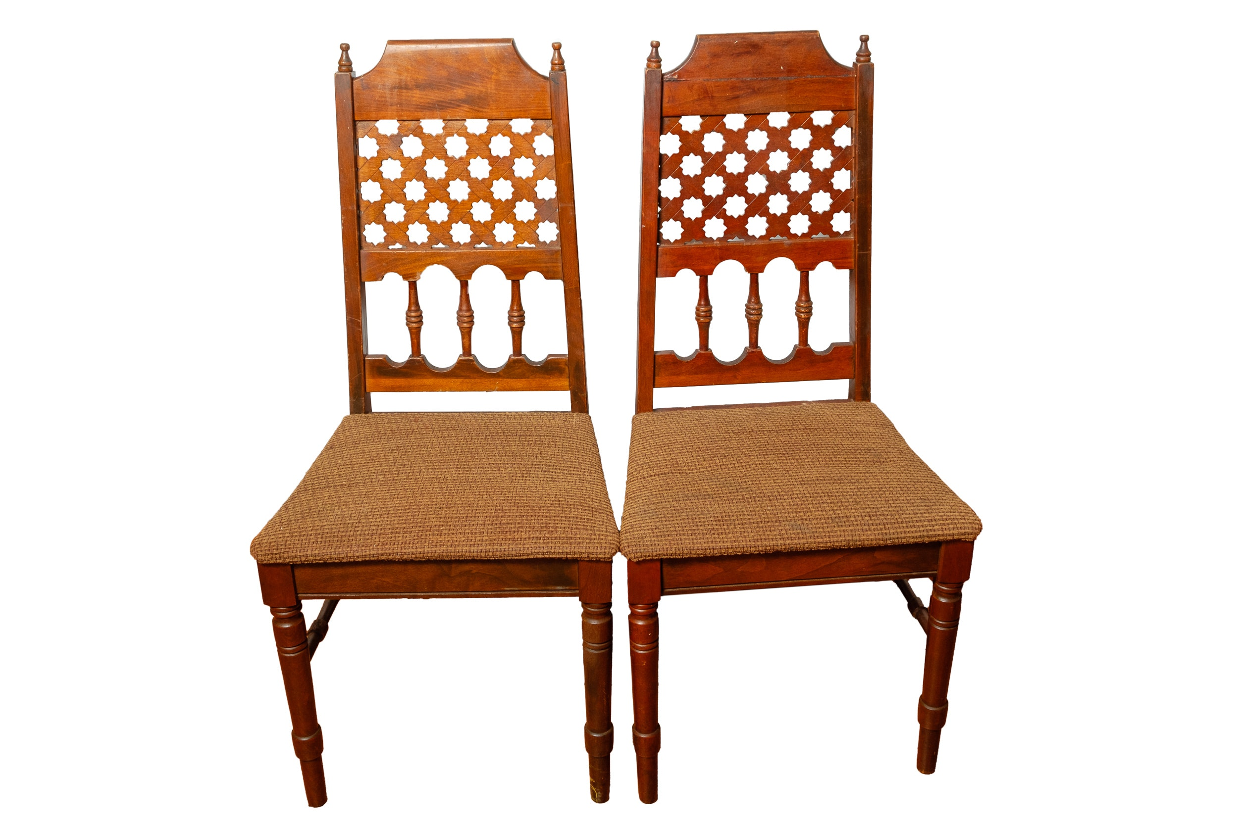 Mid-Century Side Chairs