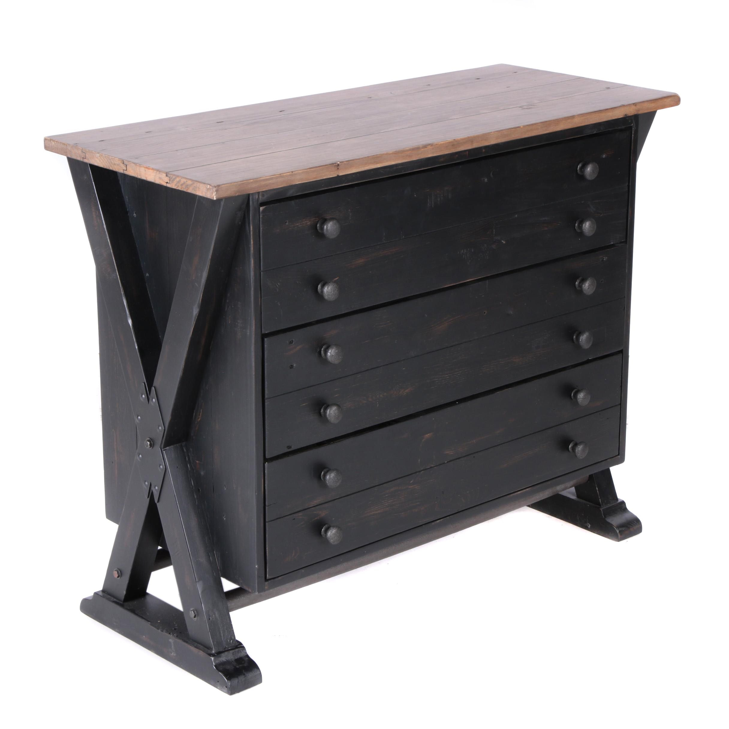 Hammary Wood Chest of Drawers