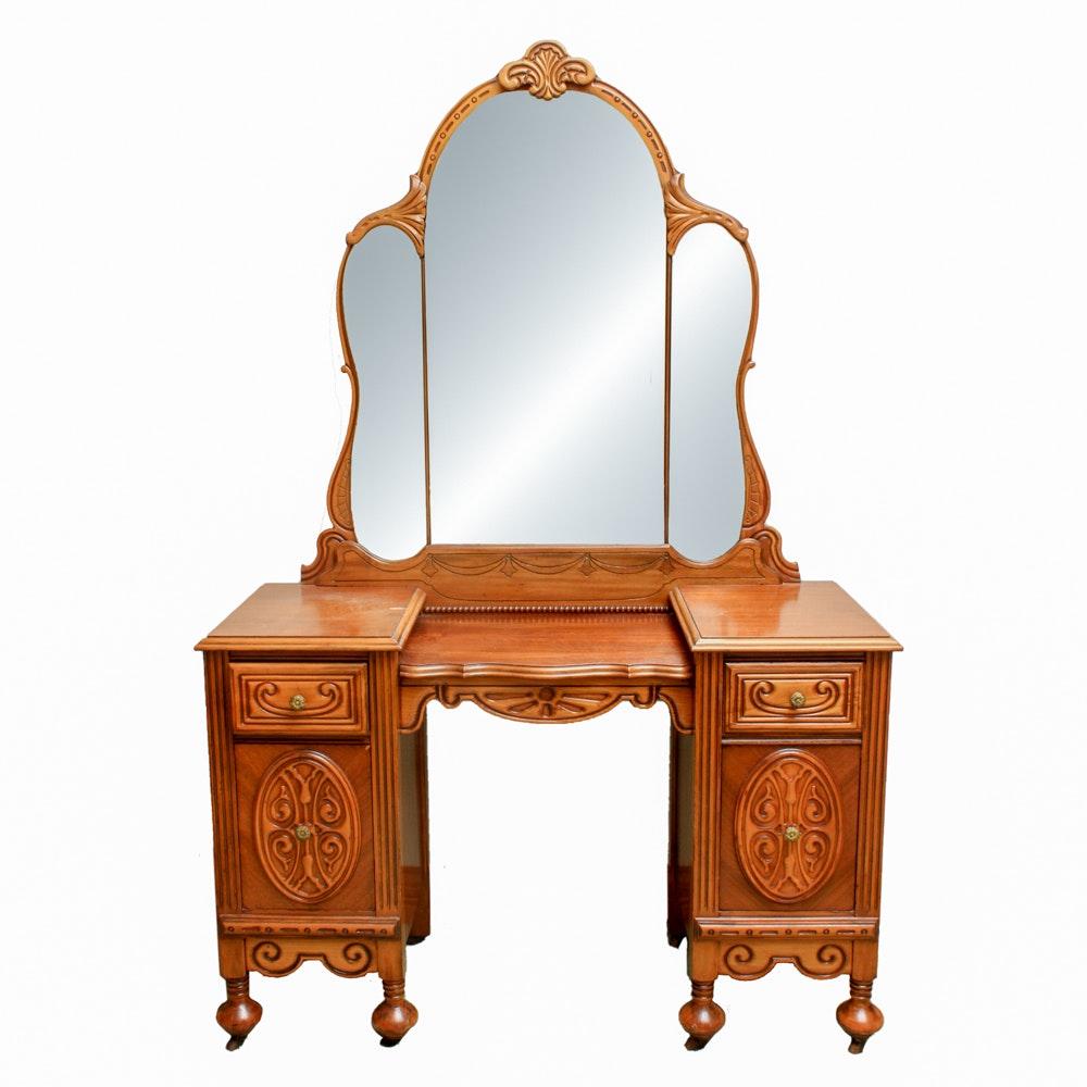 Vintage Victorian Style Vanity