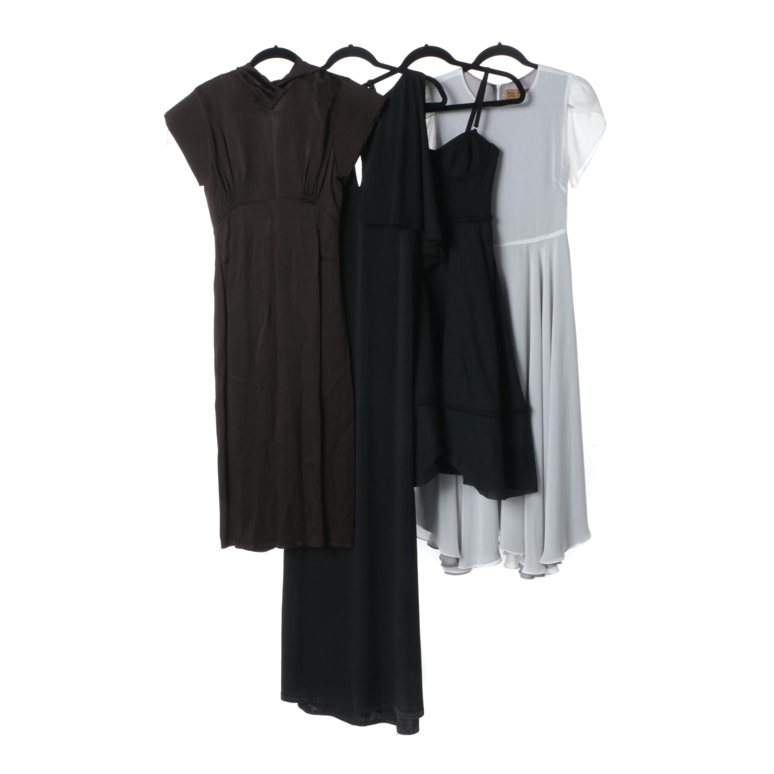 Midi and Maxi Dresses Including 6267, Willow and ABS Collection