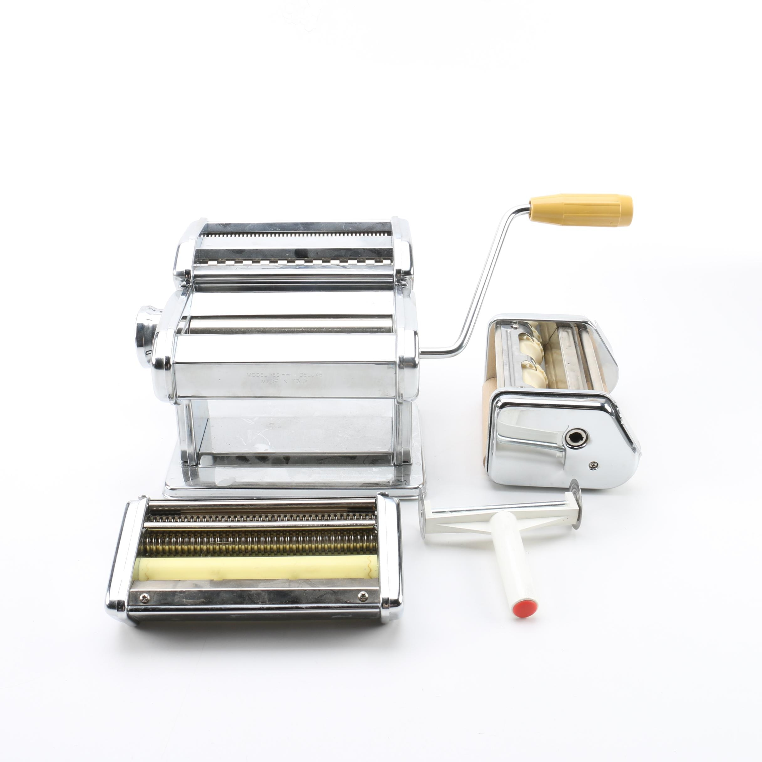 Assorted Pasta Makers