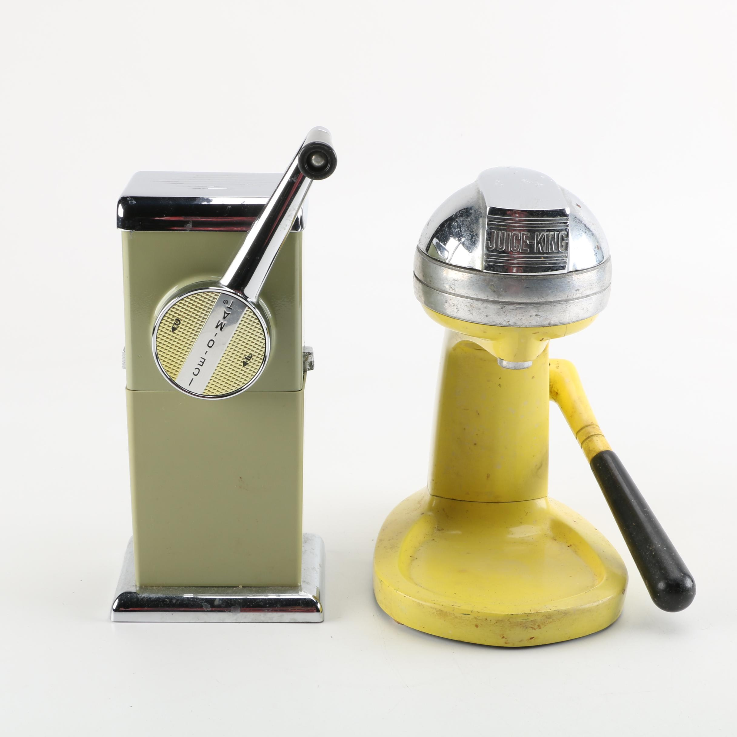 Vintage Juicer and Ice Crusher