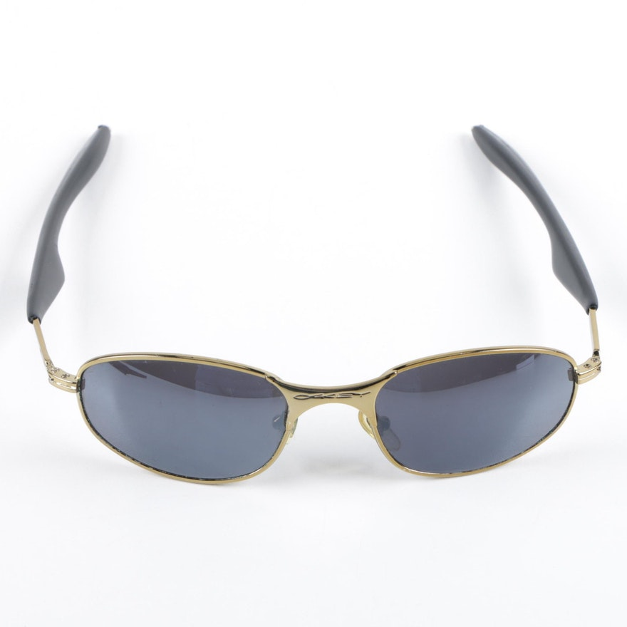 9c819f23cb15 Oakley A Wire Sunglasses