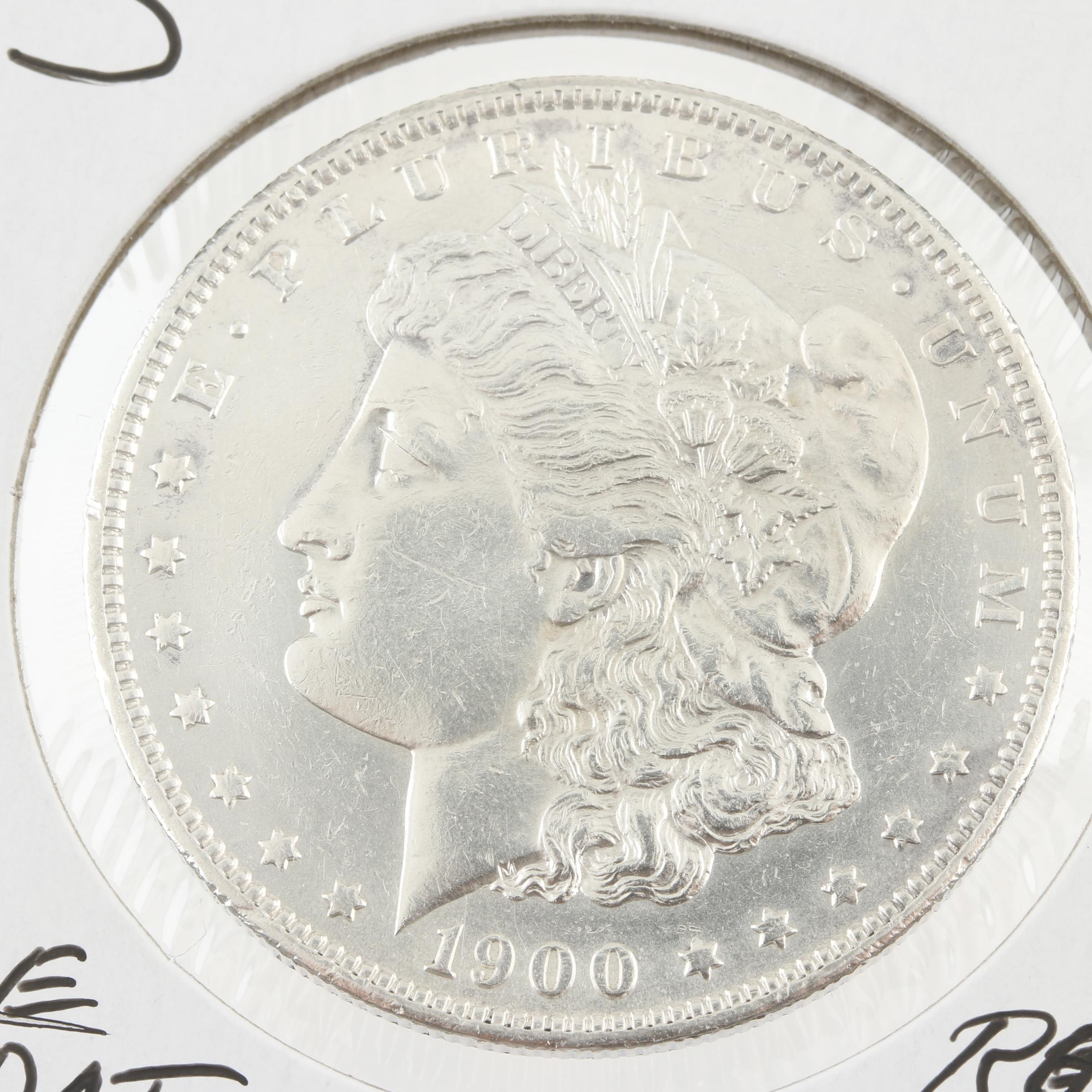 1900-S Silver Morgan Dollar