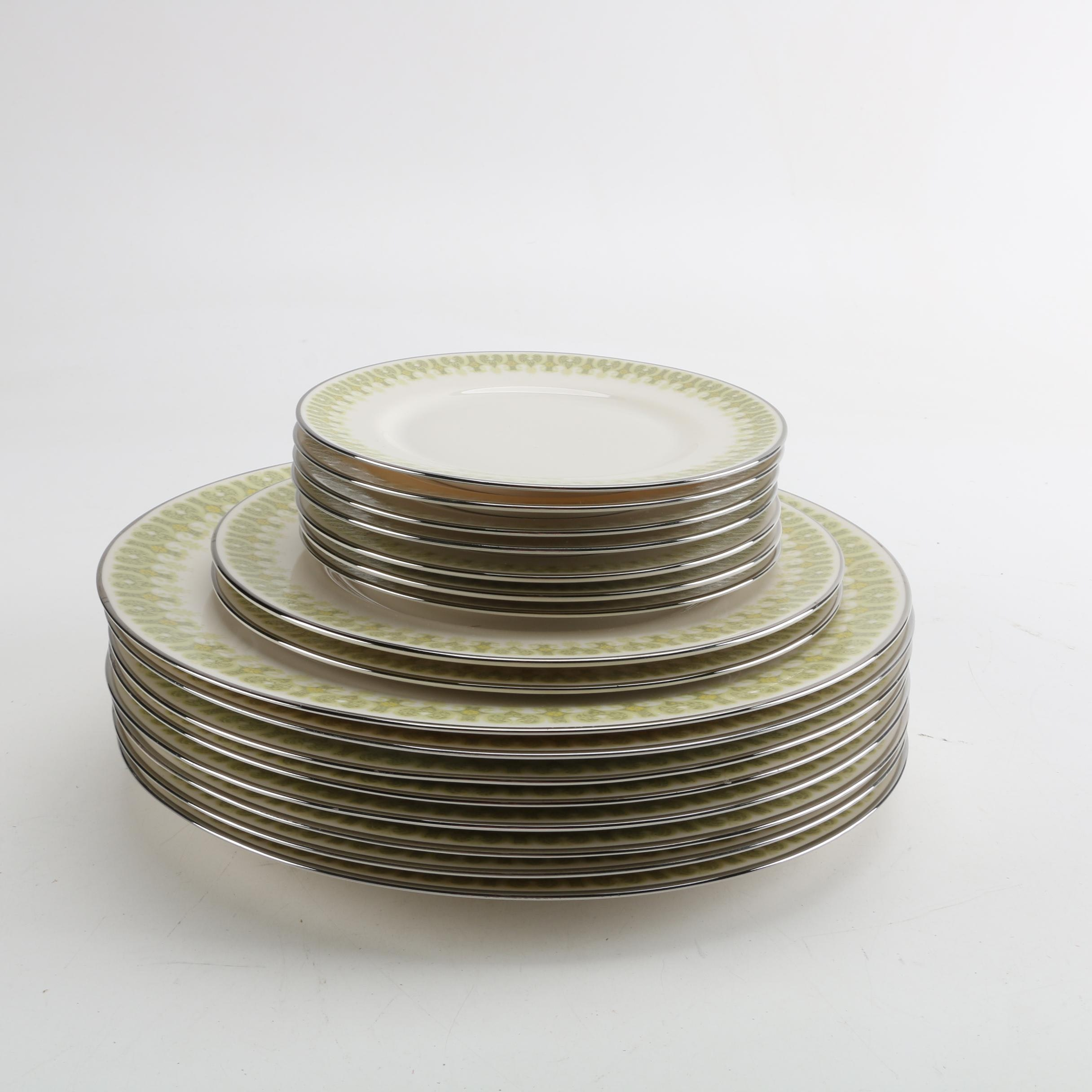 "Vintage Franciscan ""Gabrielle"" Tableware"