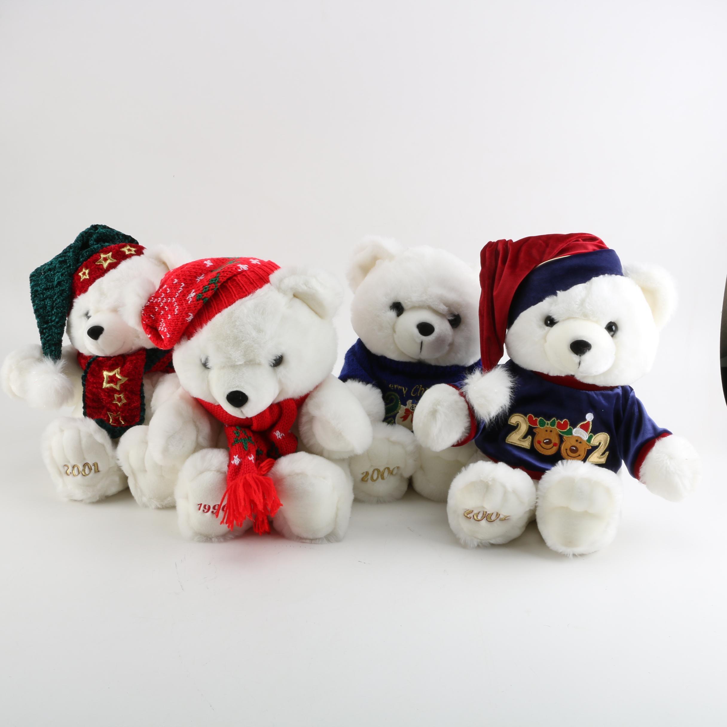 DanDee Annual Christmas Teddy Bears