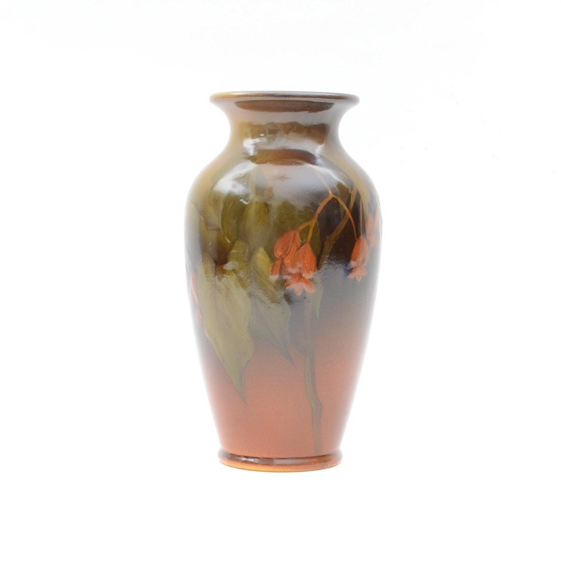 1900 Leonore Asbury Rookwood Vase