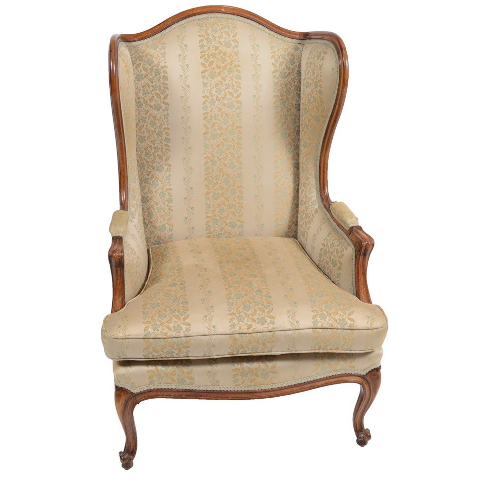 Vintage Danby Furniture Wingback Armchair