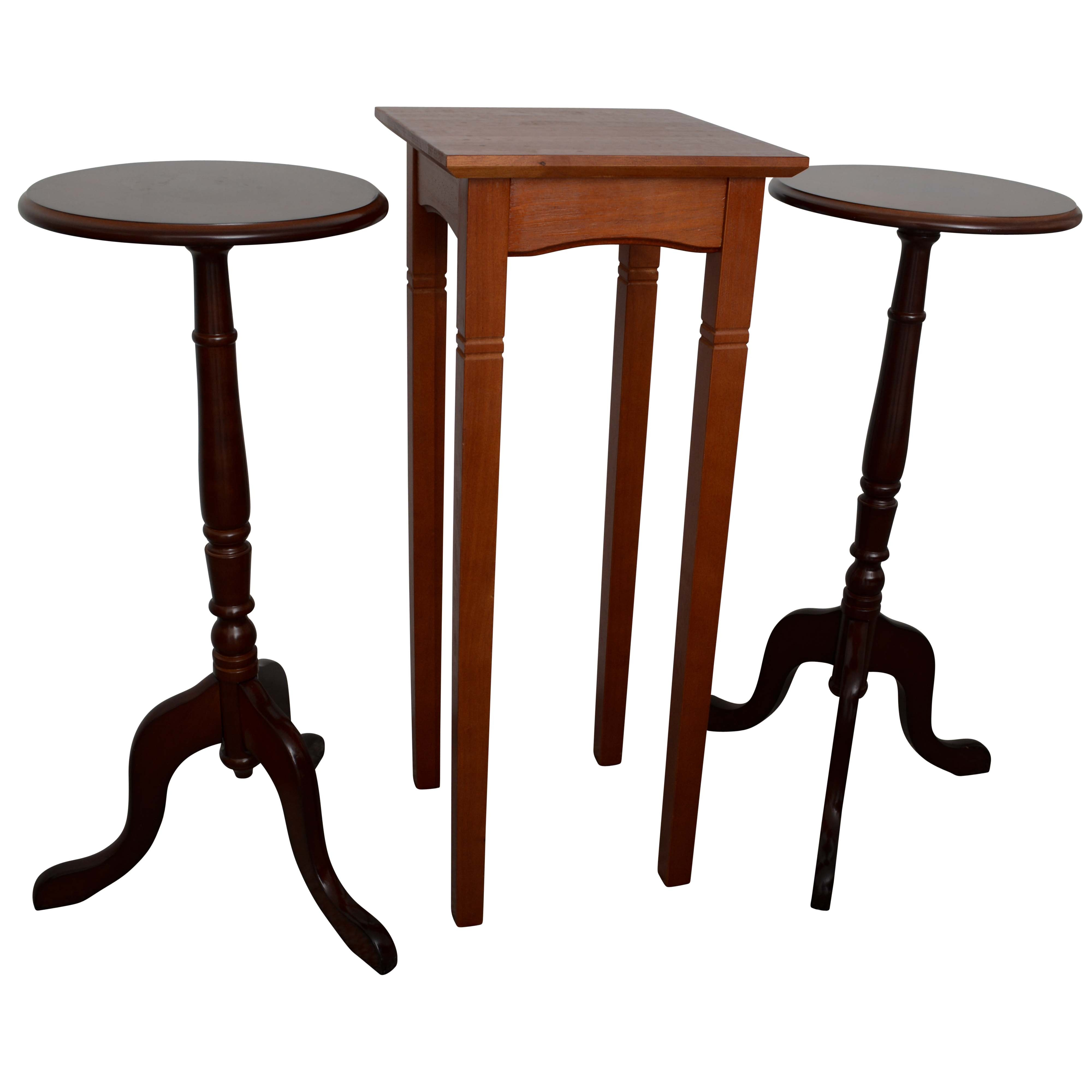 Wood Accent Tables Featuring The Bombay Company
