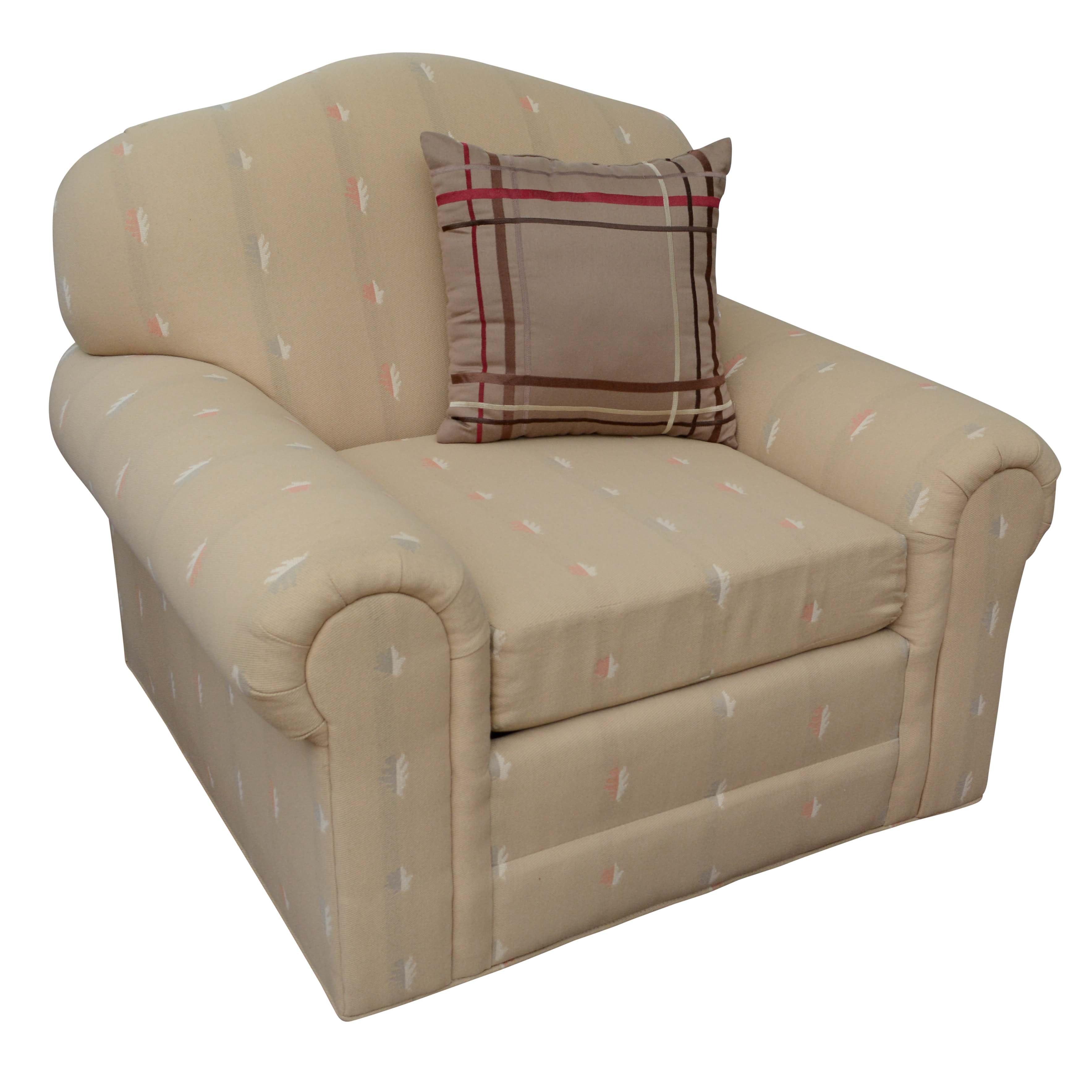 """American Cabin"" Armchair by Bob Timberlake"