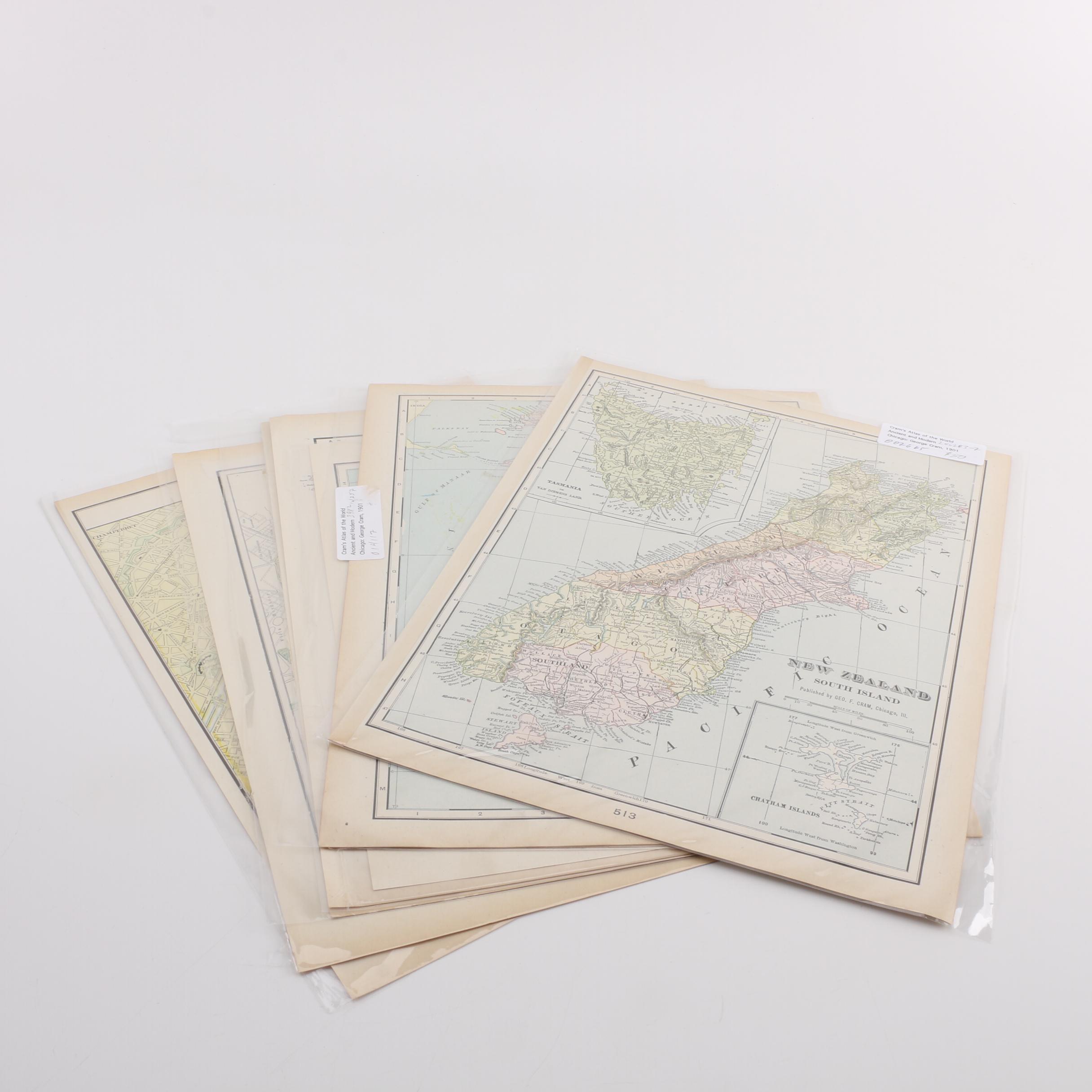 Eight Maps