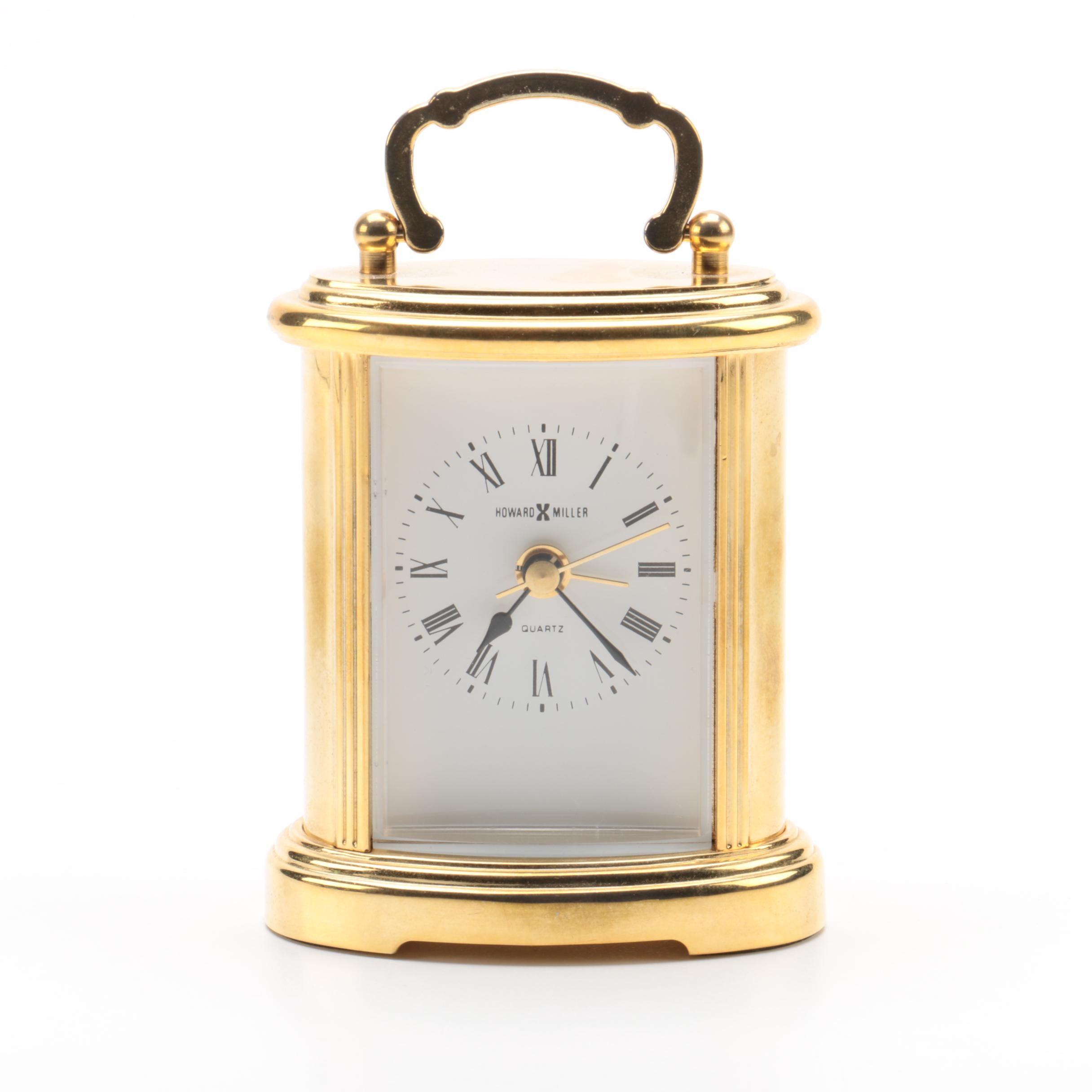 Howard Miller Alarm Shelf Clock