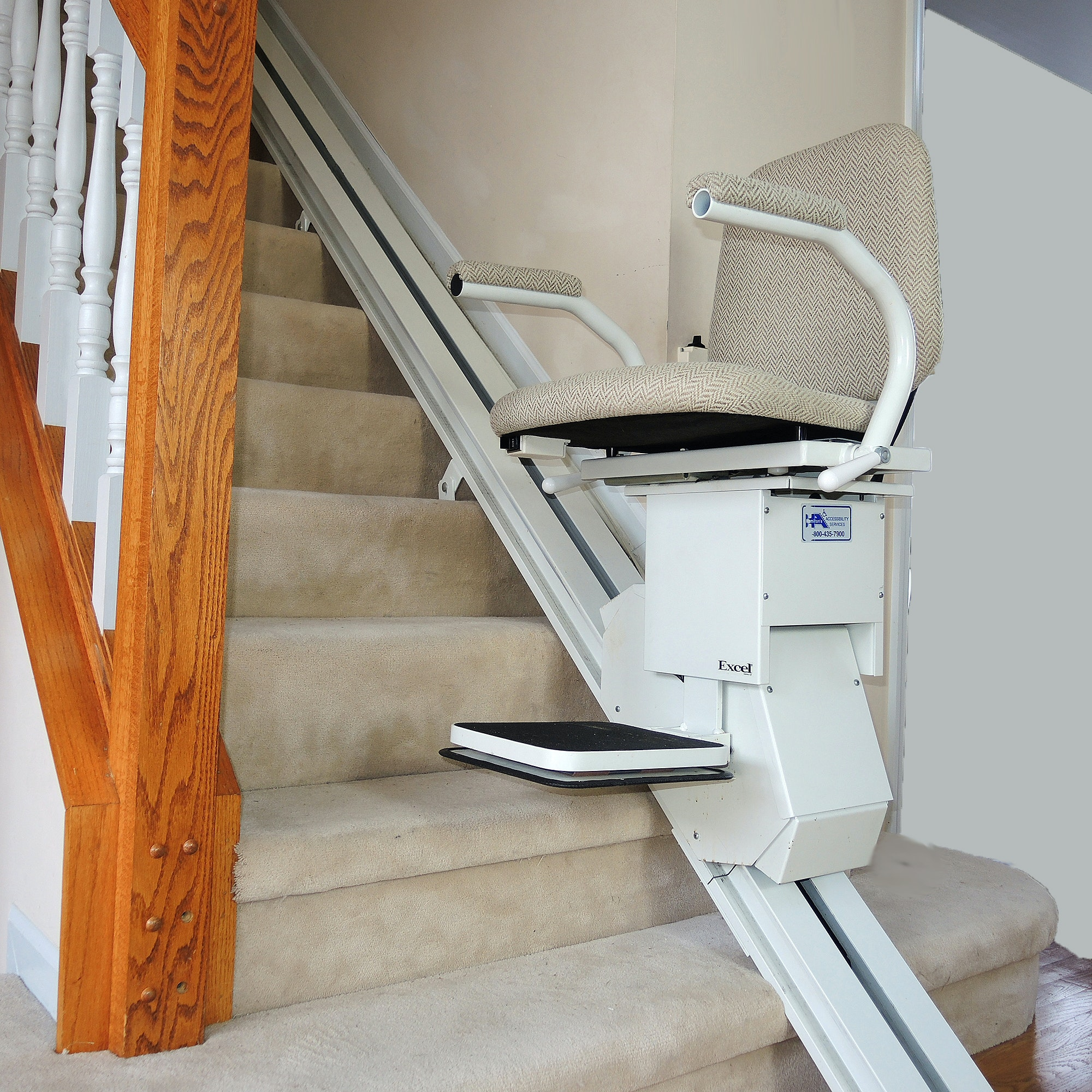 Excel Stairway Lift Chair