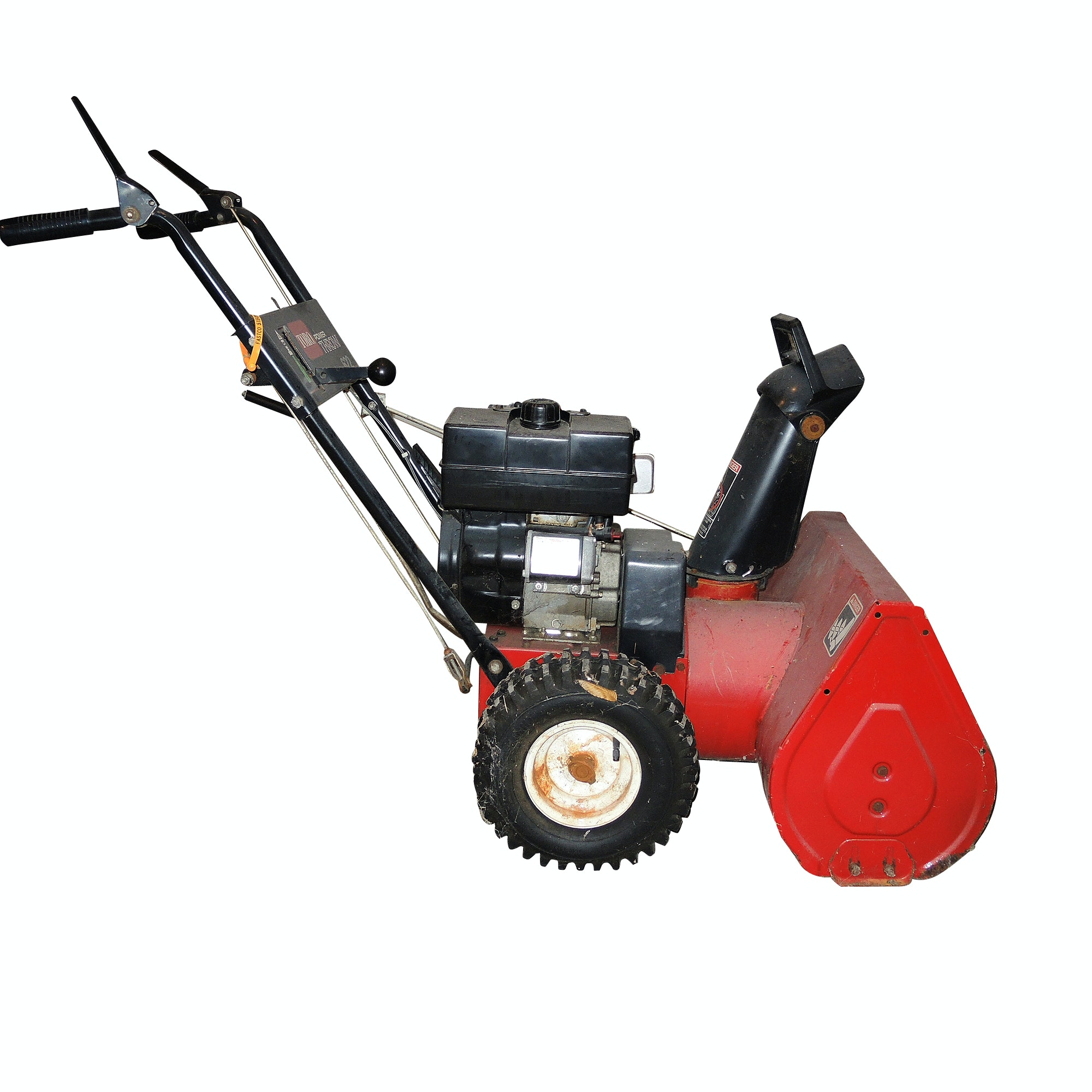 Toro Power Throw 622 Snow Blower