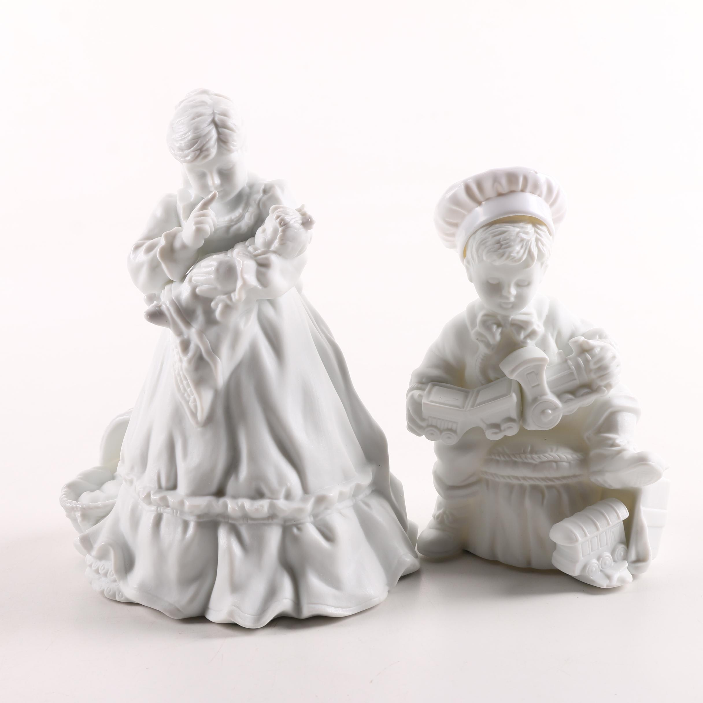 Department 56 Porcelain Figurines