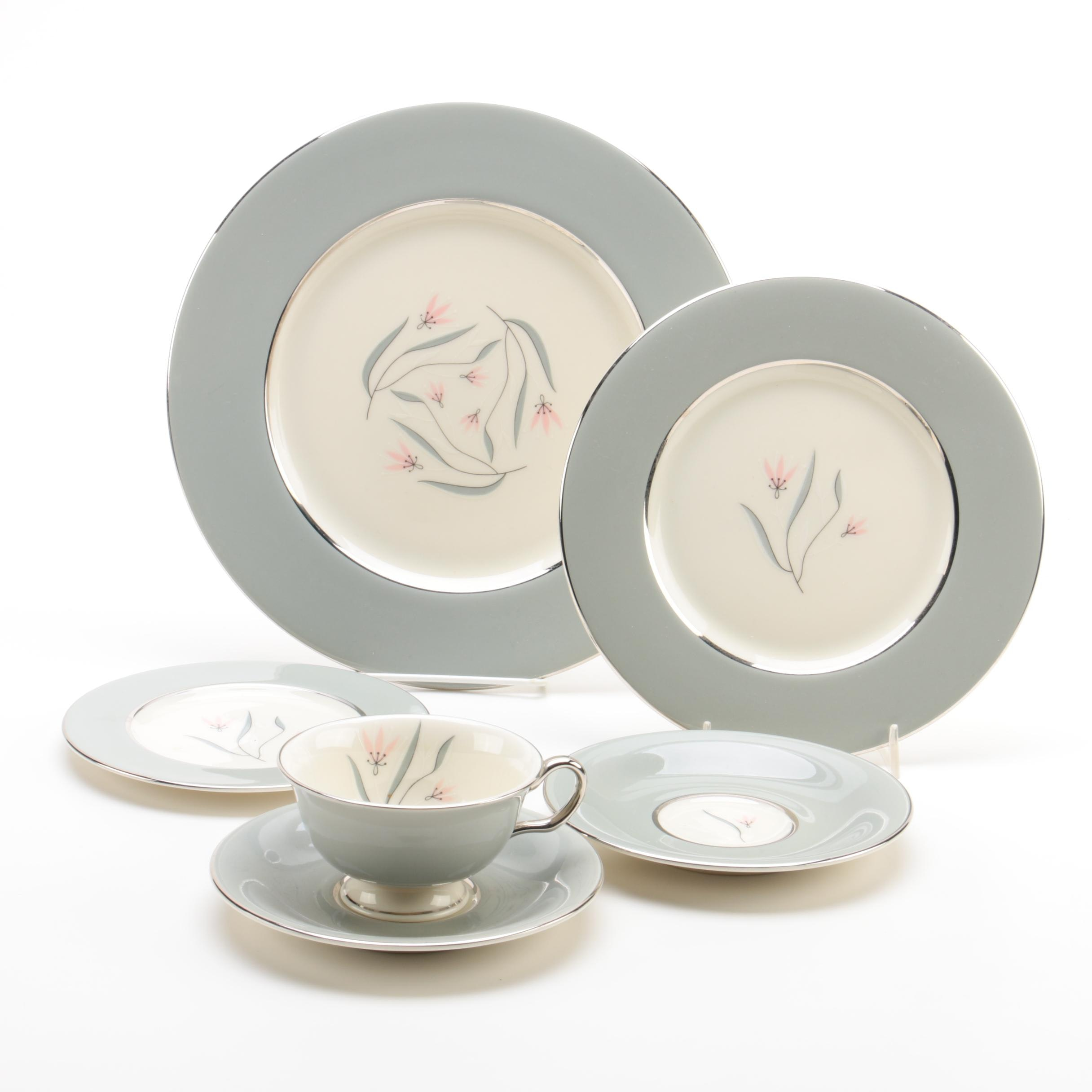 "Castleton China ""Flair"" Tableware"