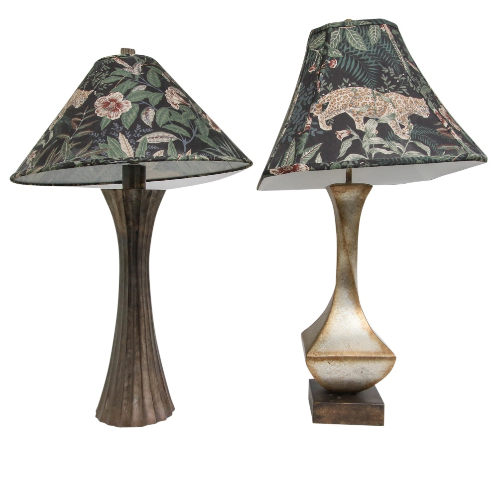 Pairing of Table Lamps