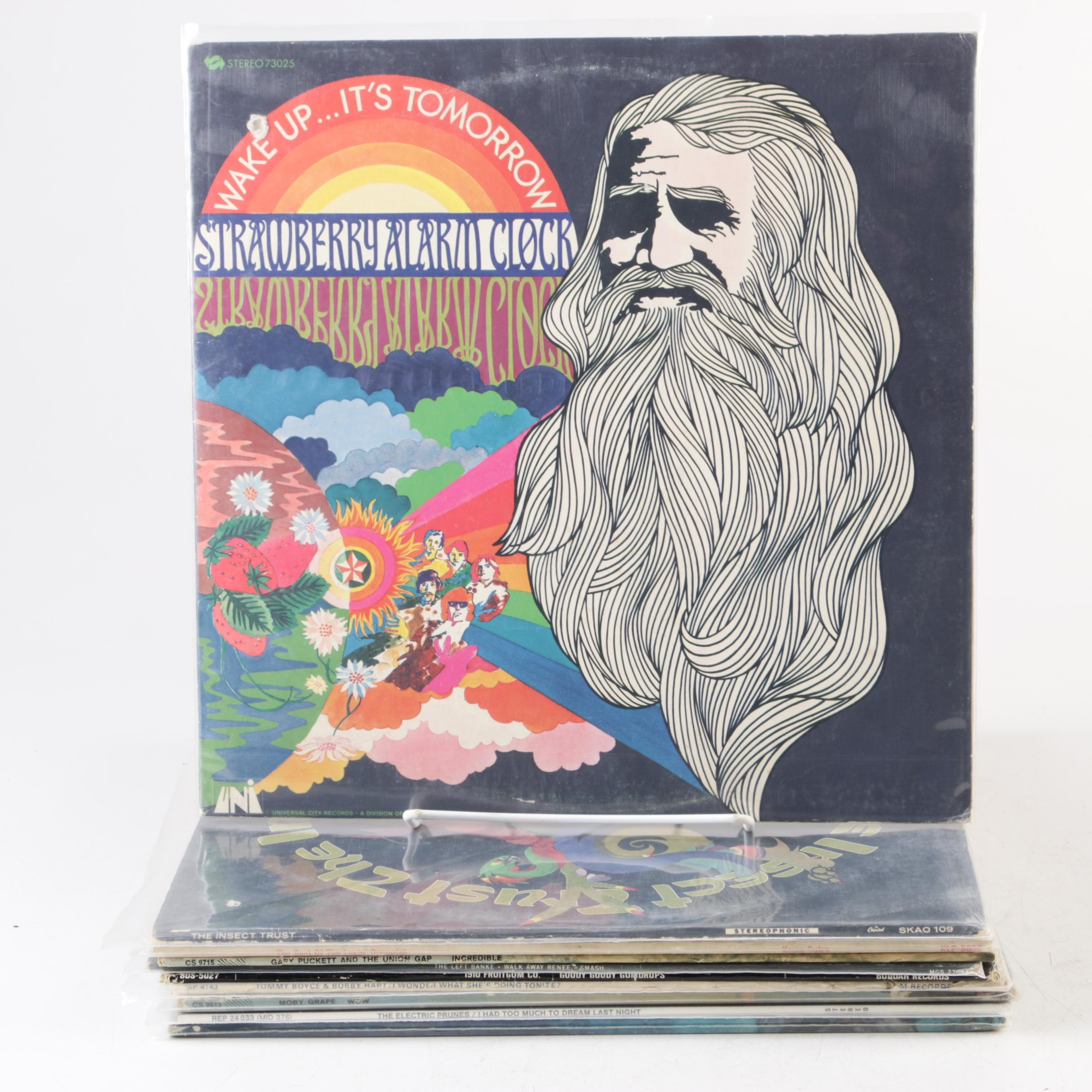 Psychedelic and Bubblegum Records Including The Lovin' Spoonful