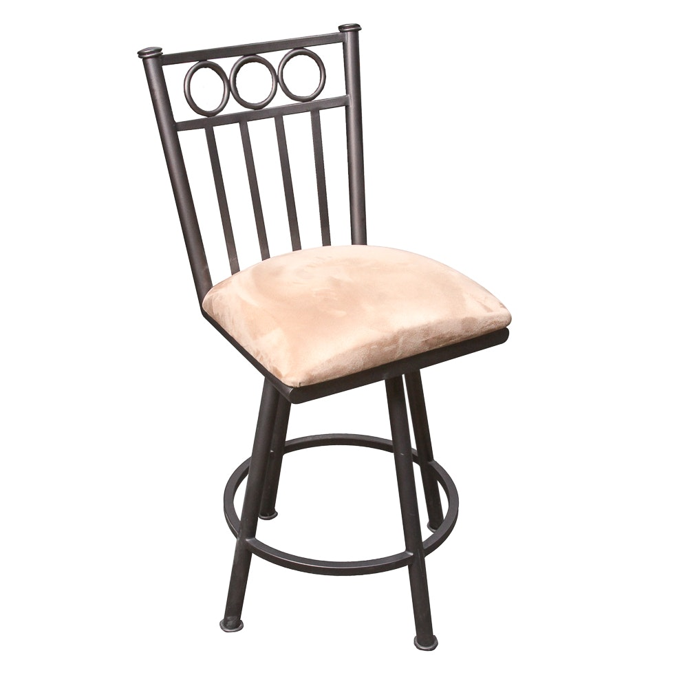 Callee Style Metal Side Chair