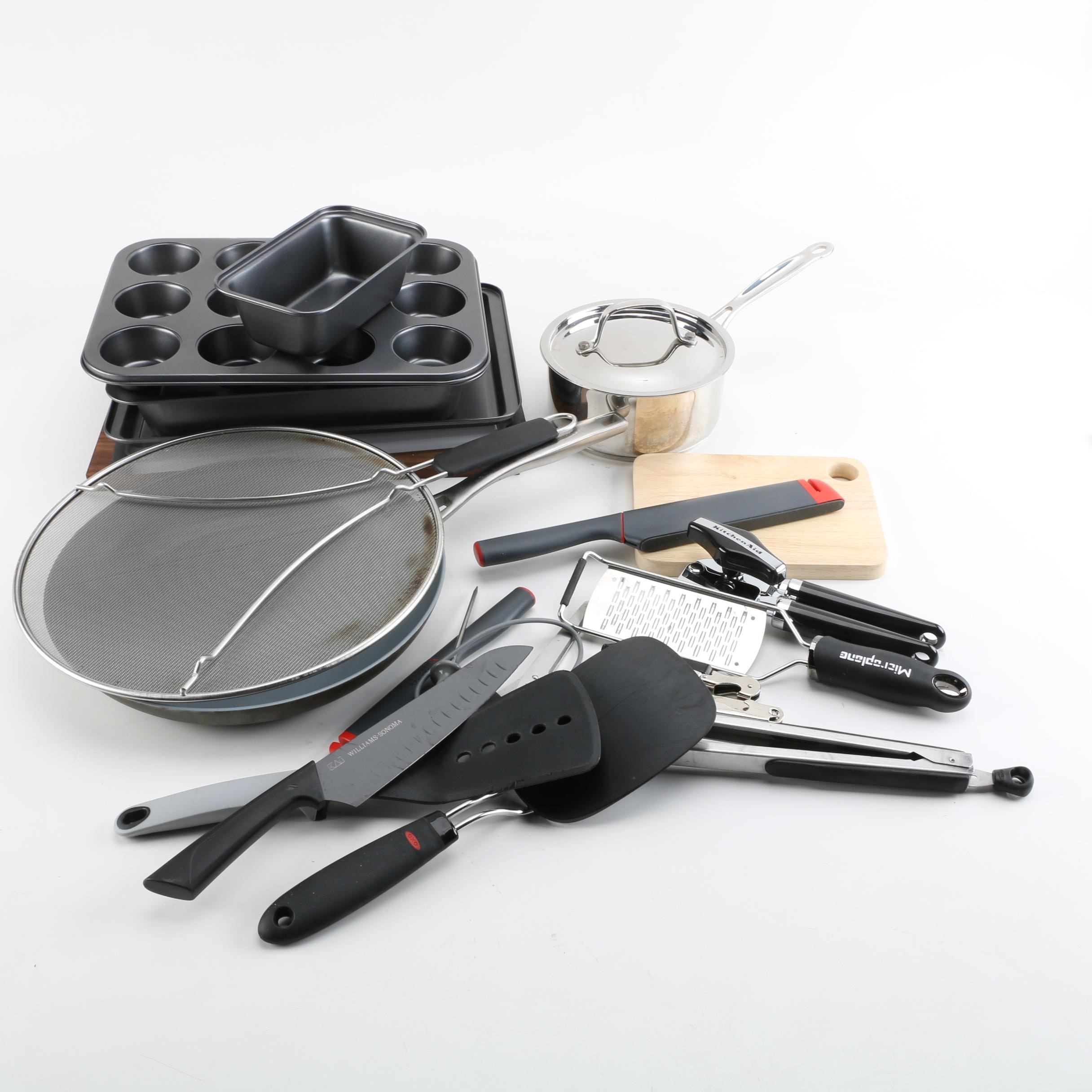 Kitchen Gadgets and Cookware