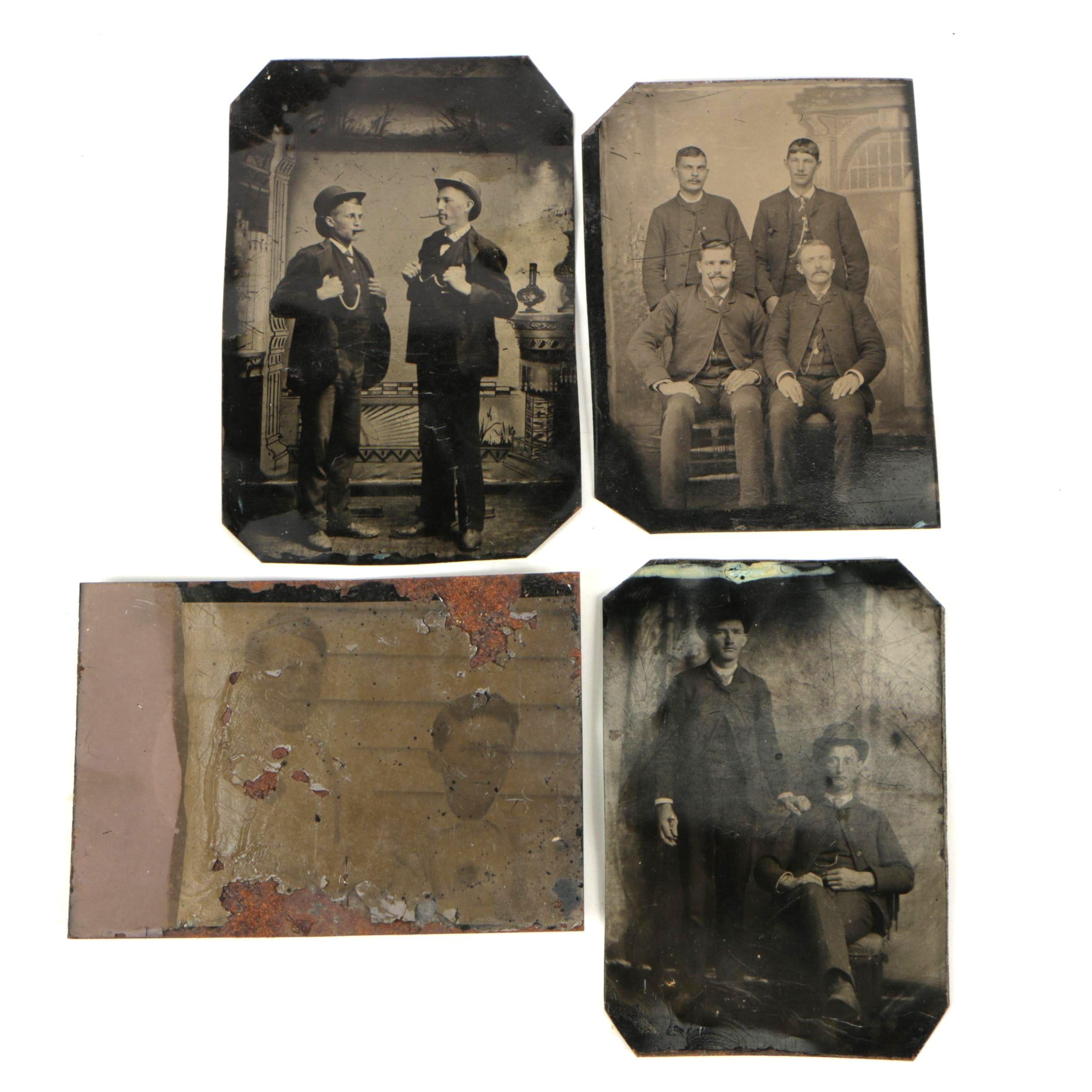 Tintype Portraits