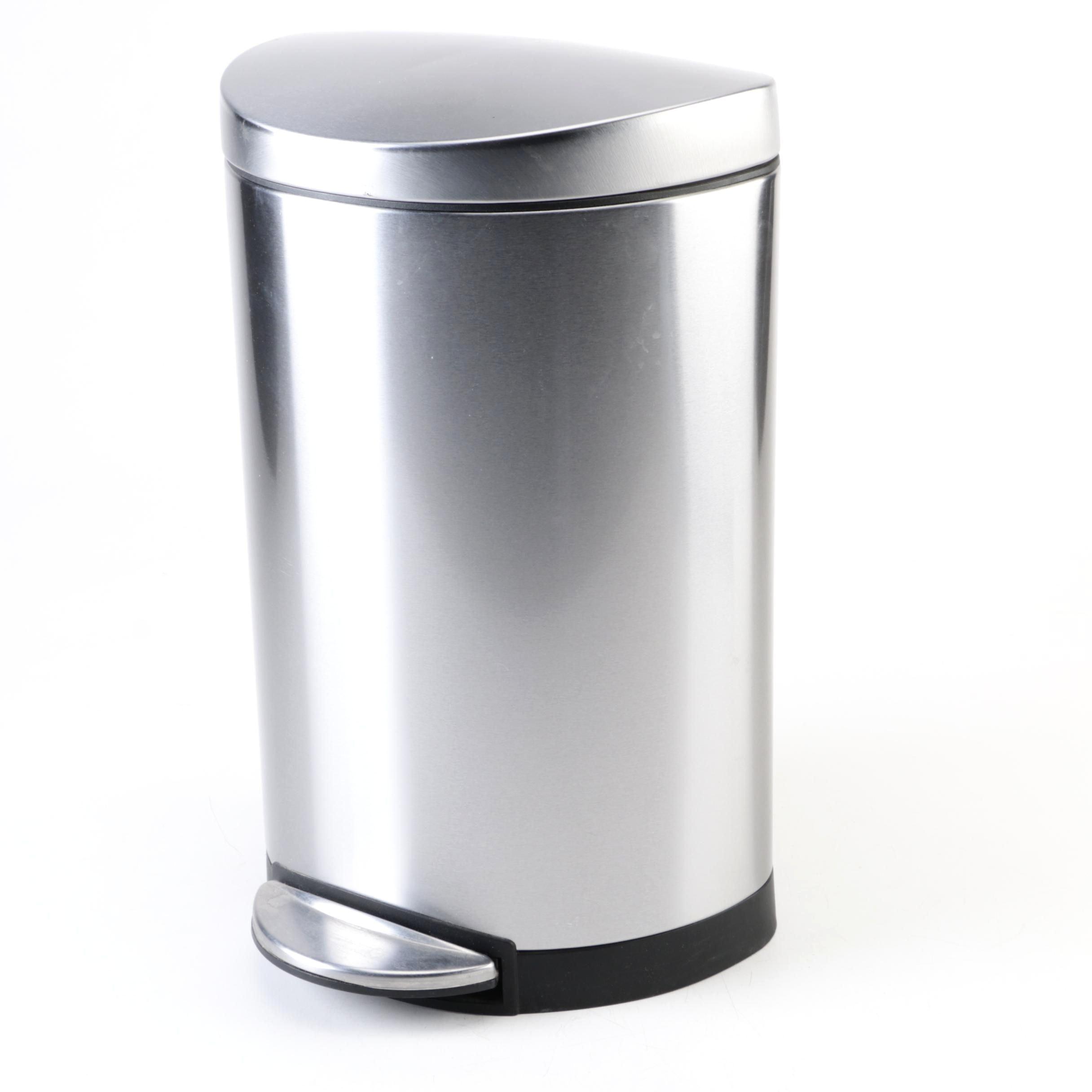 Simplehuman Stainless Steel Waste Bin