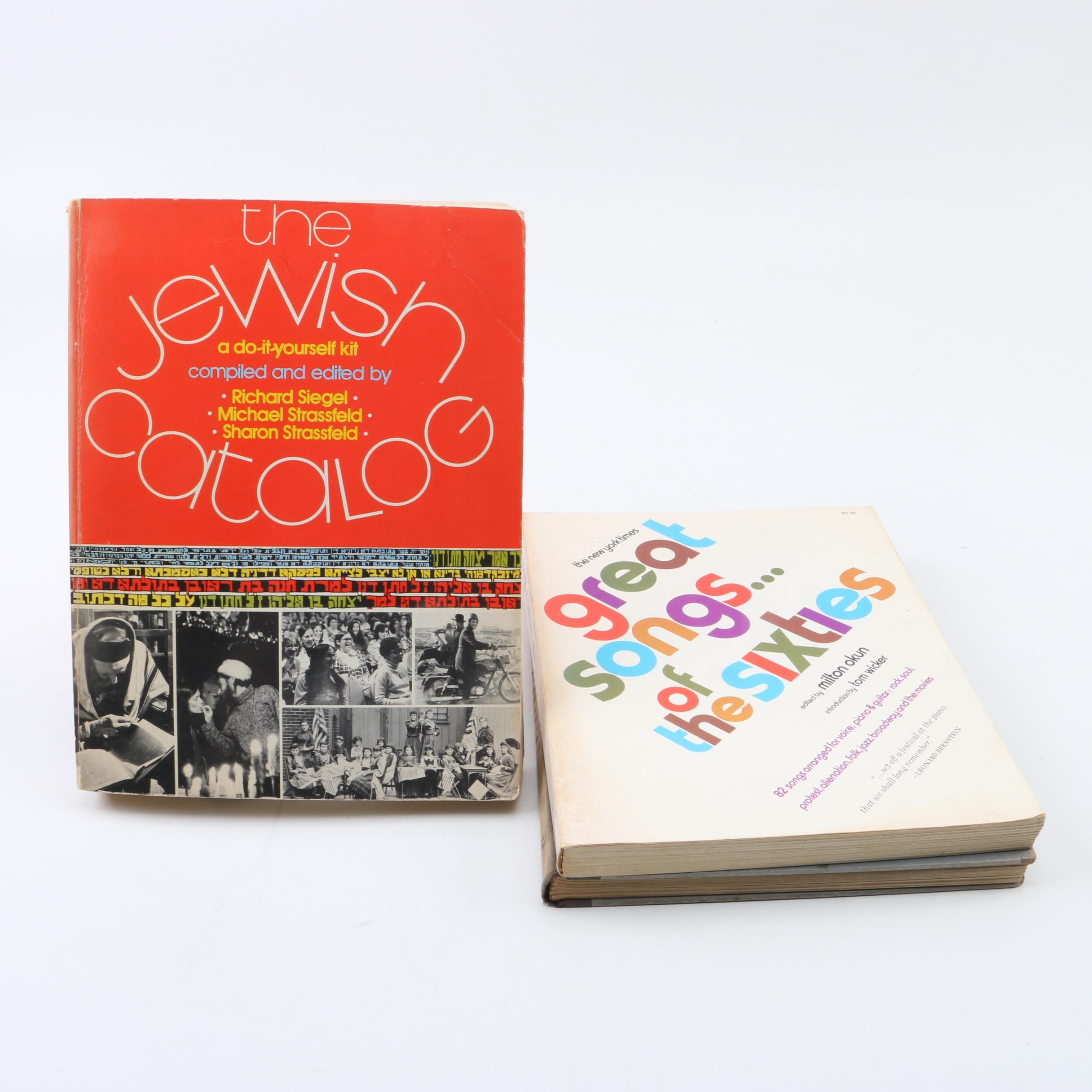 Vintage Books on Music and Culture