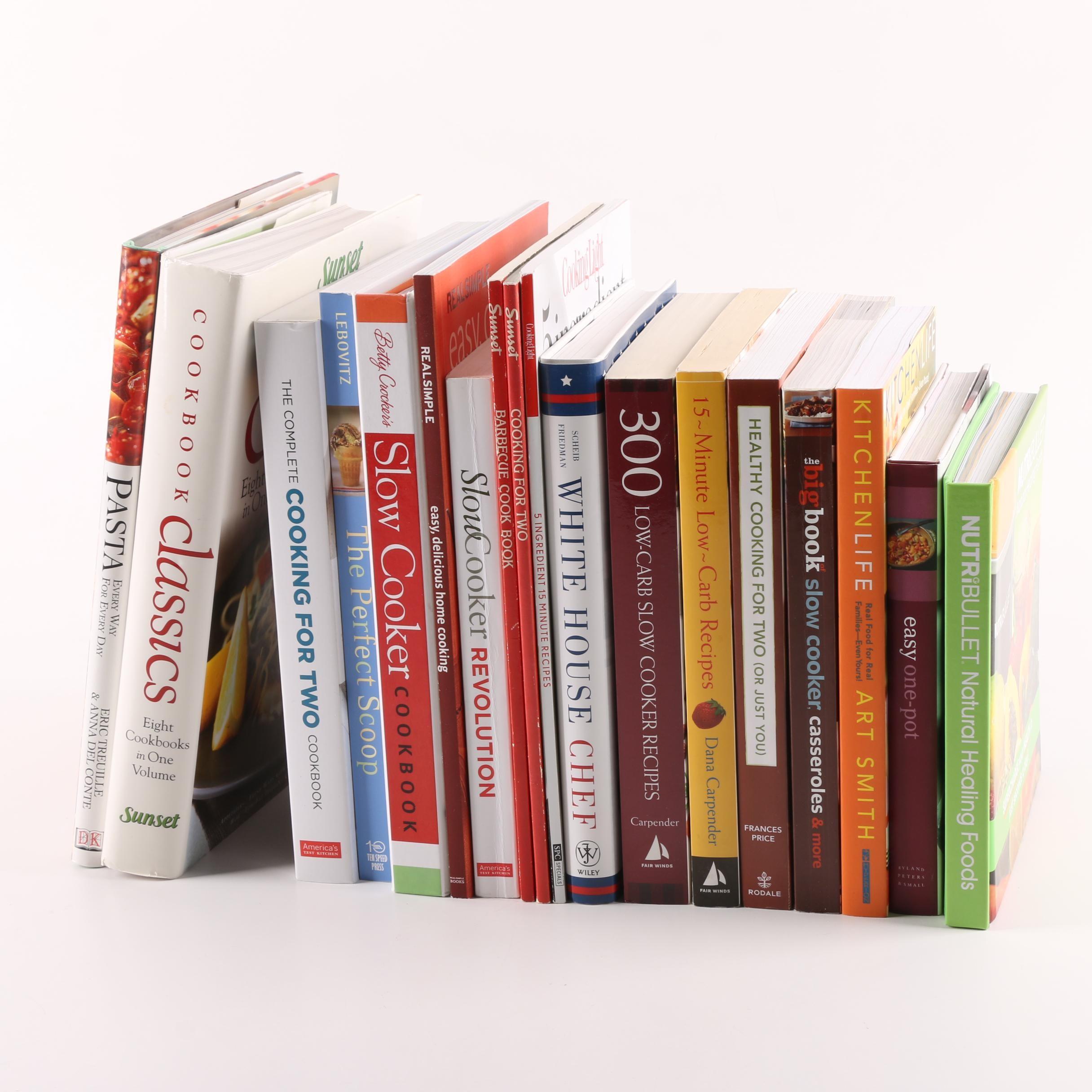 "2000 ""Cookbook Classics"" and Other Cookbooks"