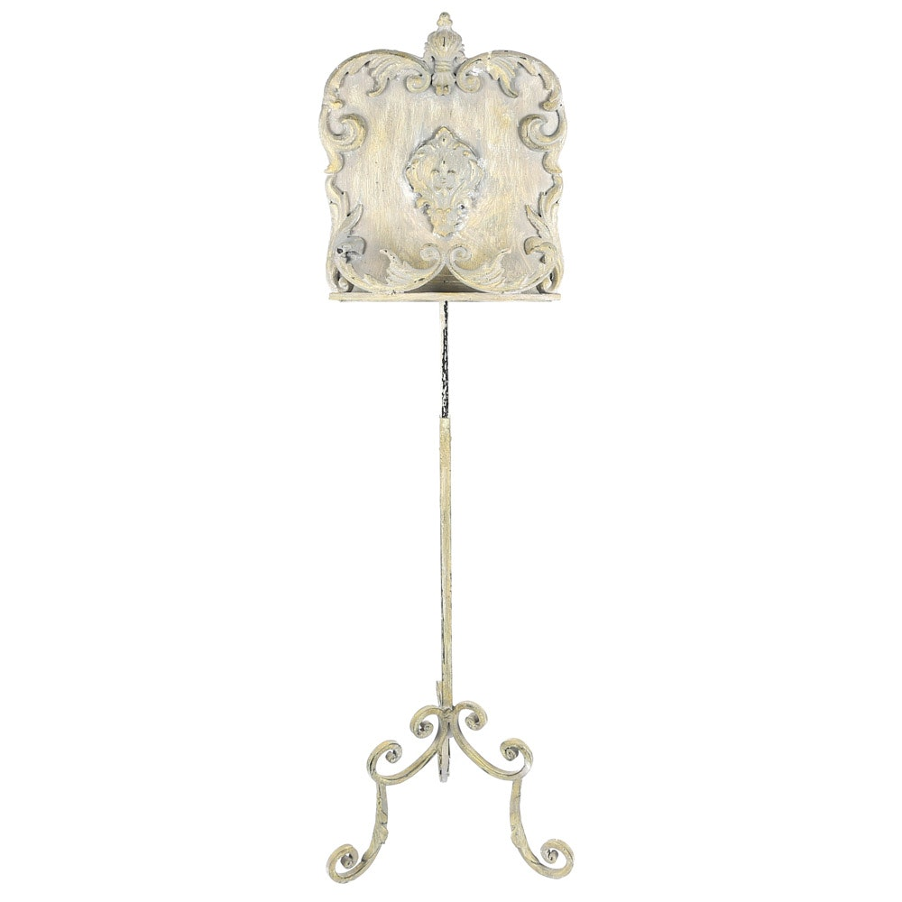 Baroque Style Music Stand