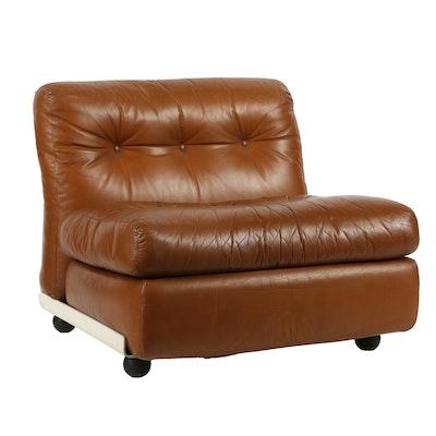 "Mario Bellini ""Amanta"" Lounge Chair"
