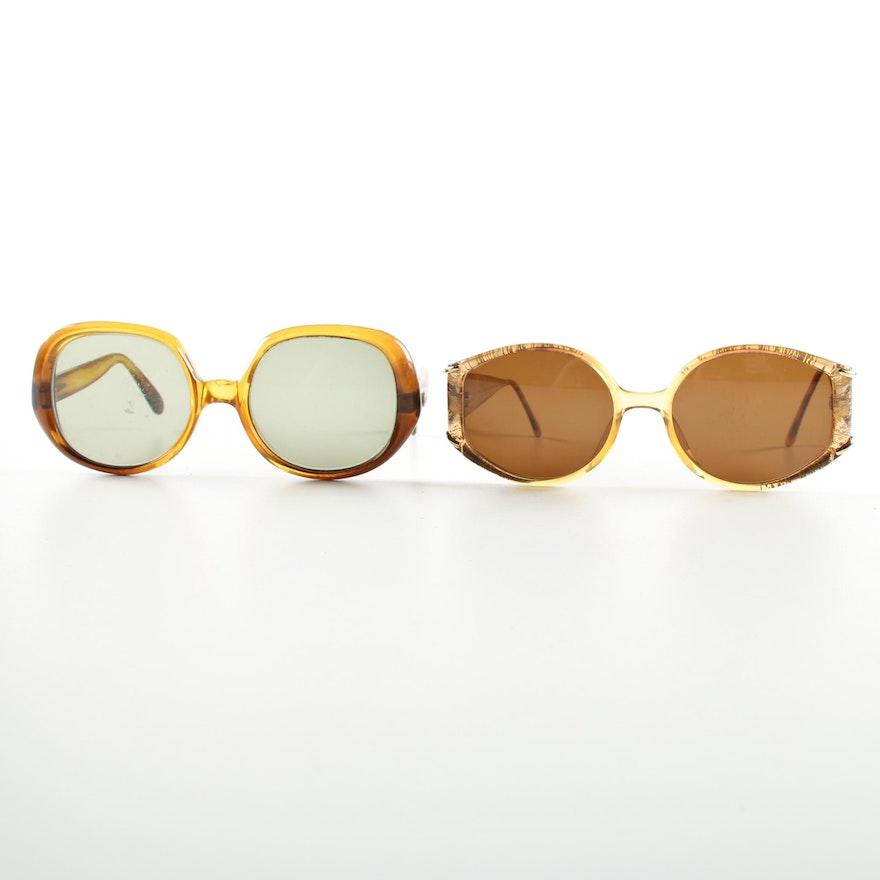 11a677cc53 Vintage Christian Dior Sunglasses   EBTH