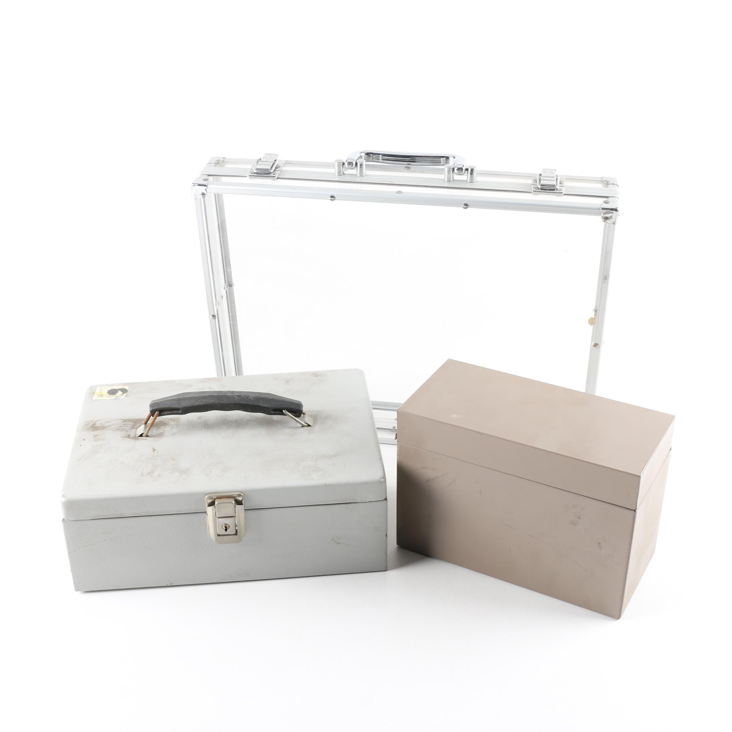 Commercial Boxes and Cases
