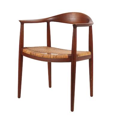 "Hans J. Wegner ""The Round"" Armchair"