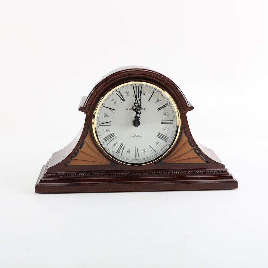 Howard Miller Dual Chime Mantel Clock
