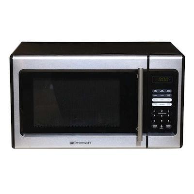 Ge Microwave With Dual Element Browner Ebth