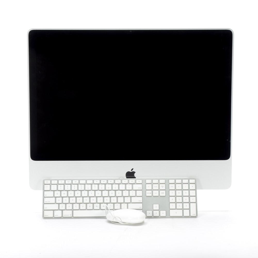 "24"" iMac Desktop"