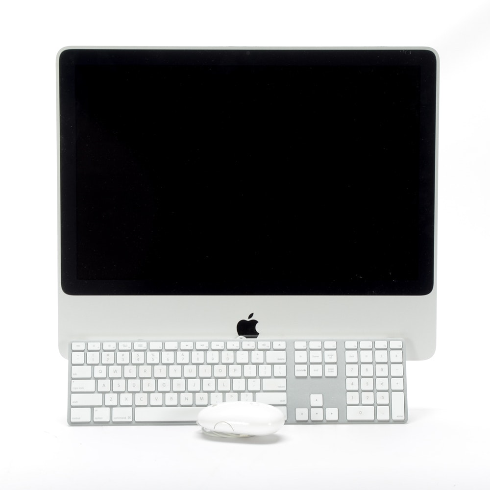 "20"" iMac Desktop"