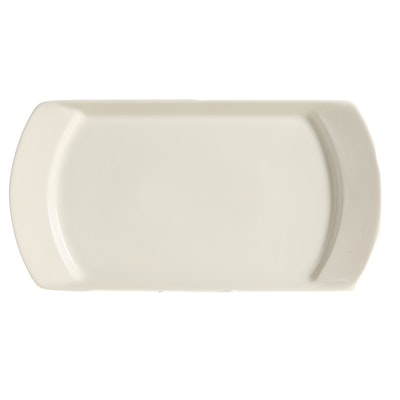 """Oscar Tusquets Blanca """"Victoria"""" Porcelain Serving Dish"""