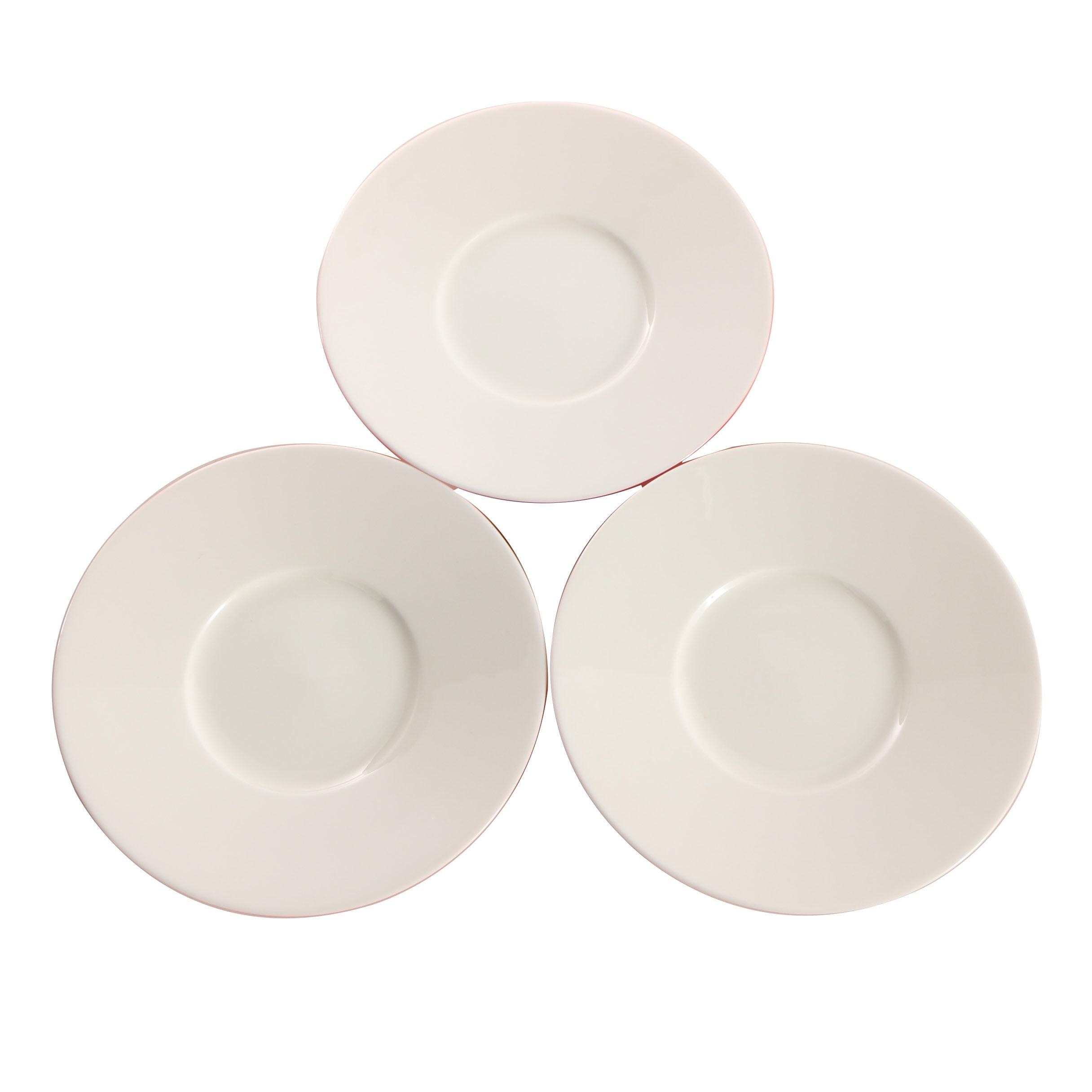 "Oscar Tusquets Blanca Porcelain ""Victoria"" Dinnerware"