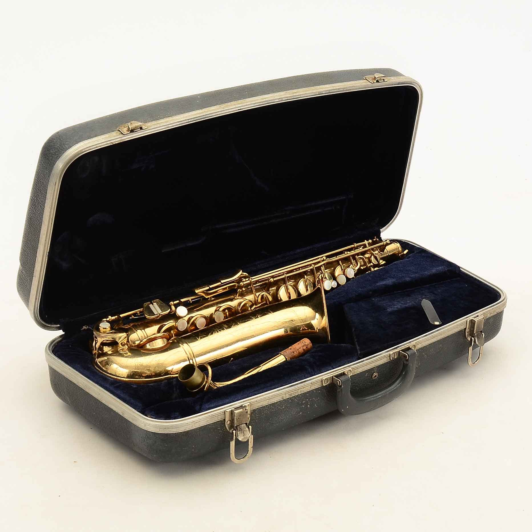 Vintage Conn Saxophone with Case